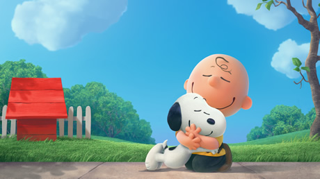 I LOVE スヌーピー THE PEANUTS MOVIE
